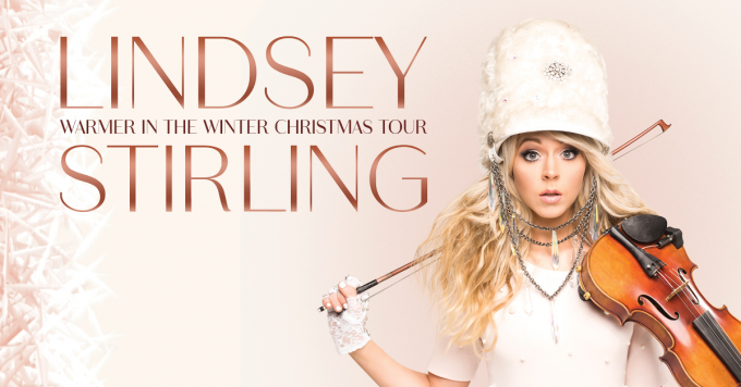 Lindsey Stirling at Wolf Trap