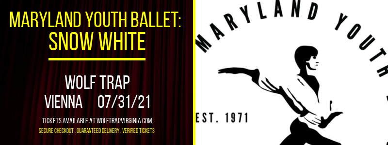 Maryland Youth Ballet: Snow White at Wolf Trap